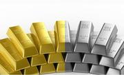 中国工商银行纸黄金纸白银周五亚市早盘双双上涨