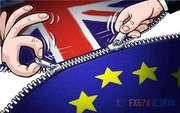 """英国议会下院为脱欧协议放行:确定月底""""分手"""""""