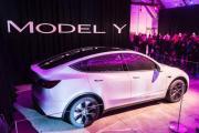 特斯拉新款Model Y长续航后轮驱动版价格4.8万美元
