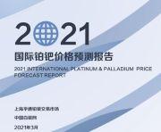 《2021年国际铂钯价格预测报告》系列之五 —— 南华期货贵金属分析师 黄金投资分析师 薛娜