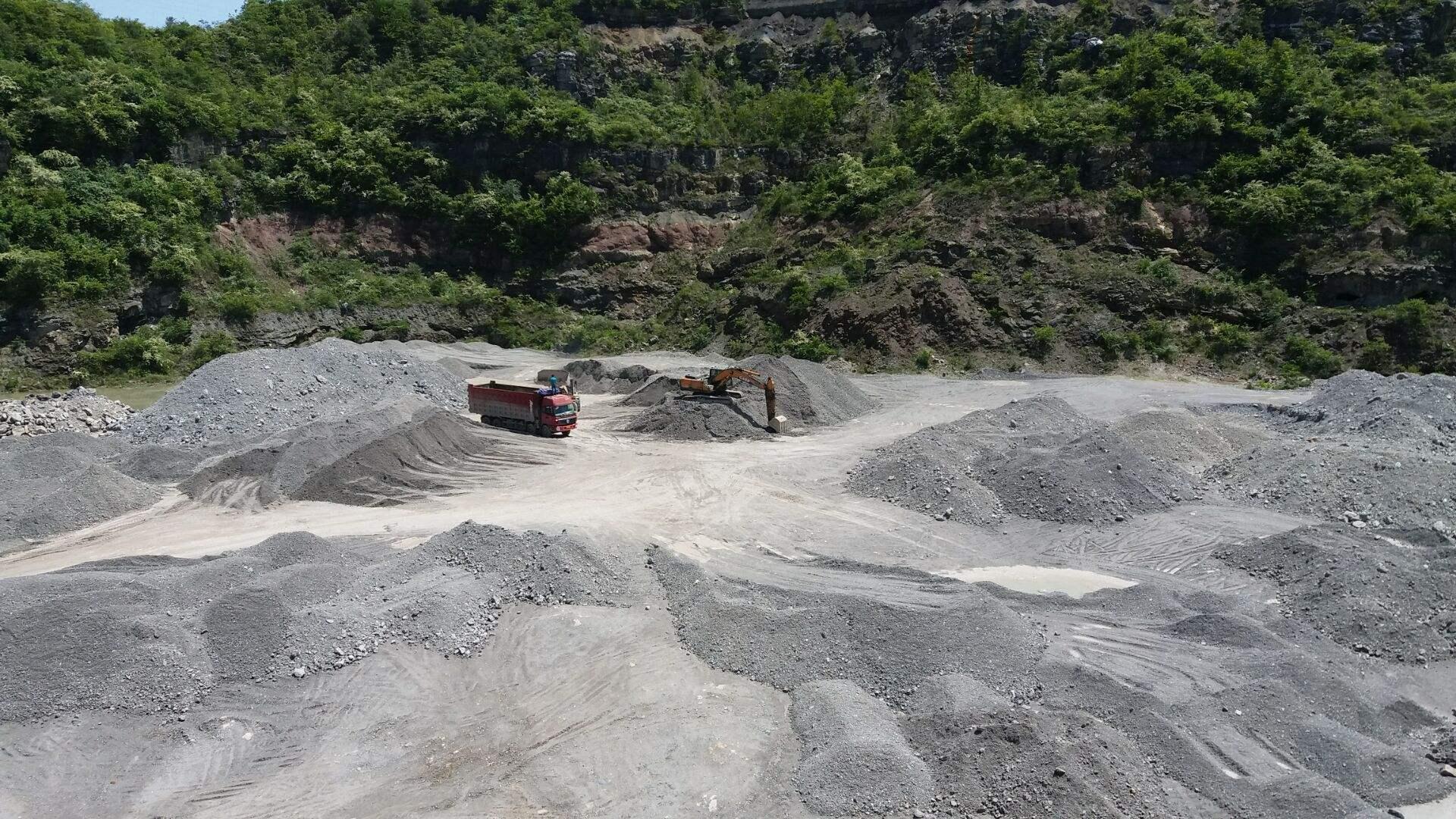 法国矿商在几内亚开始铝土矿生产