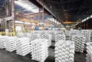 印度国家铝业公司2018财年下半年的氧化铝销量目标为60-70万吨