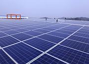 河南睢县180个村级光伏扶贫发电站实现并网发电