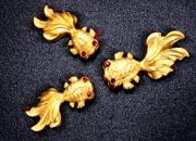 春节期间全国各地生肖金饰品最受欢迎 黄金销售火热