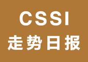 中国白银现货指数CSSI走势日报(2018-06-01)
