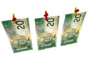 法巴银行:下周加央行决议至关重要 美/加上看1.35还是跌回1.30?